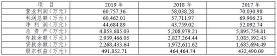 (资料来源:遂宁银行2019年年报)